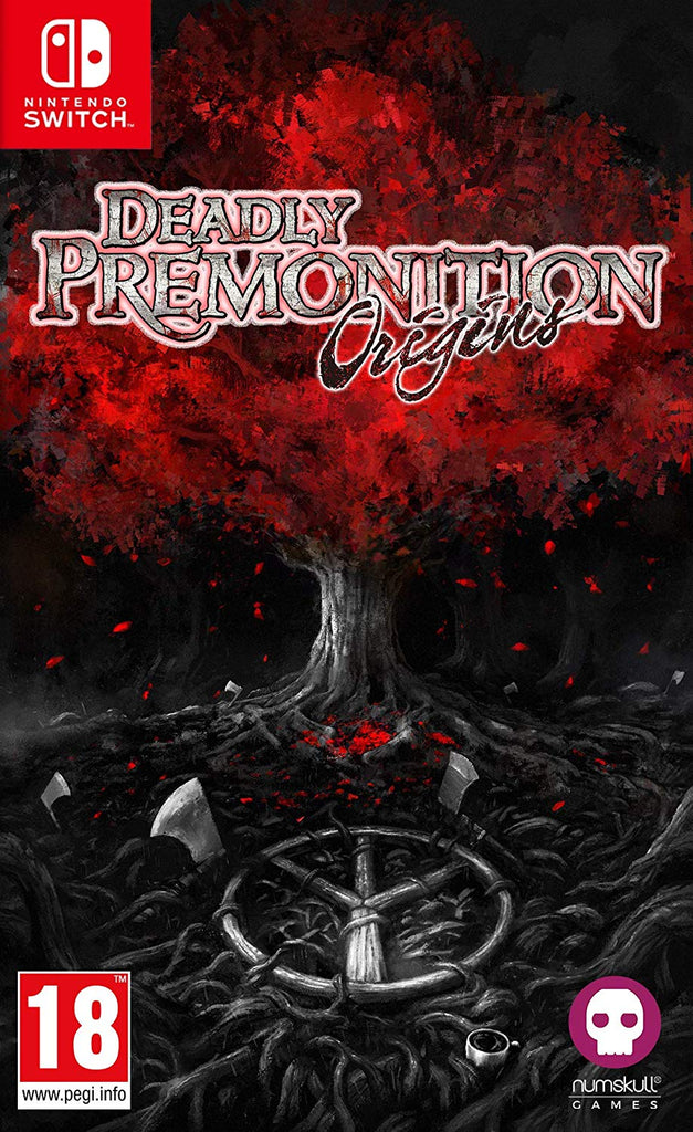 Deadly Premonitions: Origins (Nintendo Switch) - Offer Games