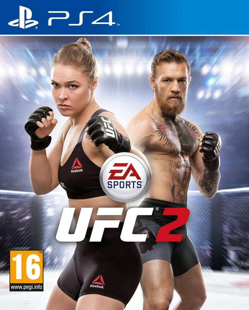 EA Sports UFC 2 (PS4) - Offer Games