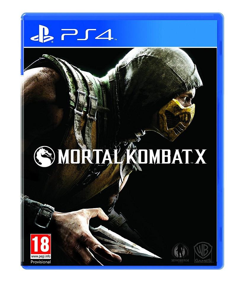 Mortal Kombat X (PS4) - Offer Games