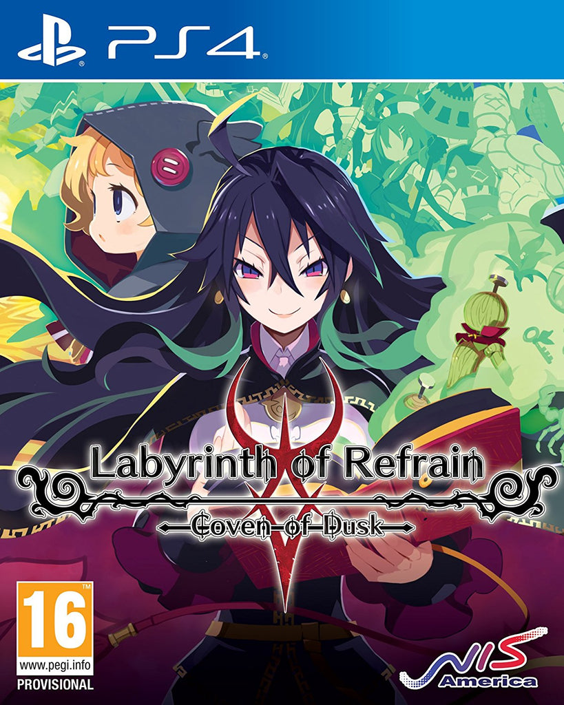 Labyrinth Of Refrain: Coven Of Dusk (PS4) - Offer Games