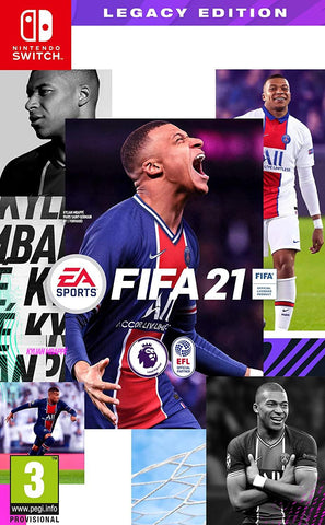 FIFA 21 Legacy Edition (Switch)