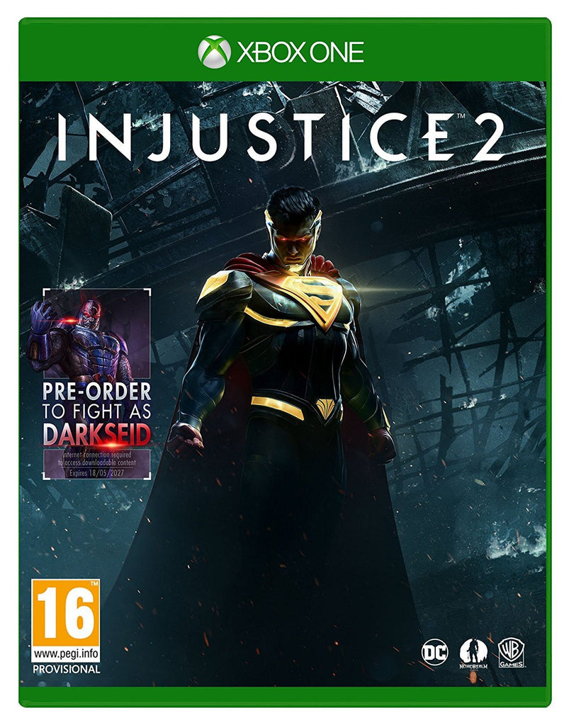 Injustice 2 (Xbox One) - Offer Games