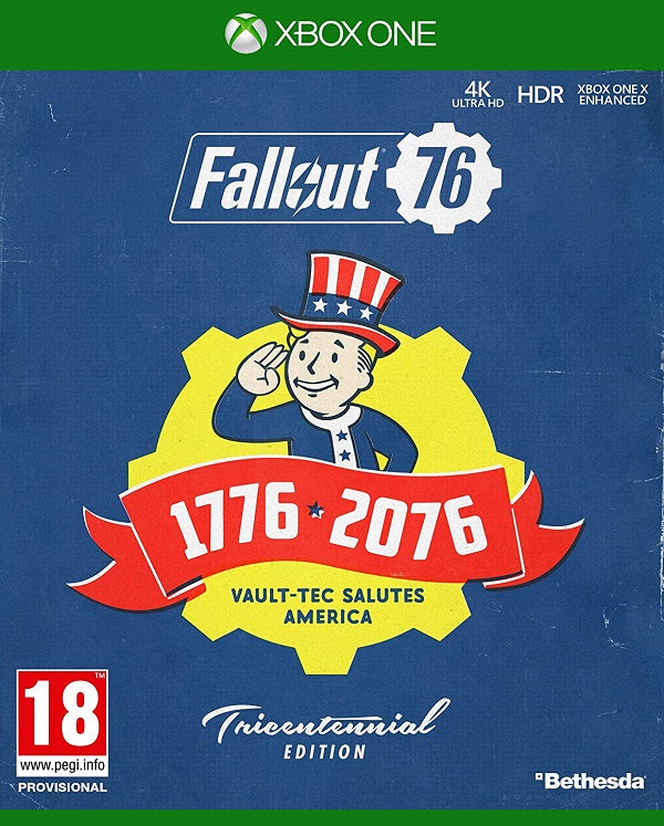 Fallout 76 Tricentennial Edition (Xbox One) - Offer Games