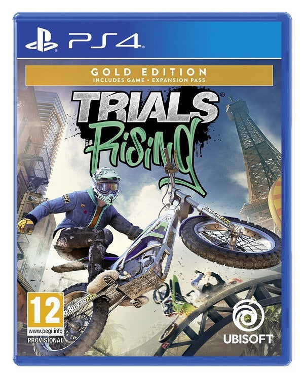 Trials Rising (PS4) - Offer Games