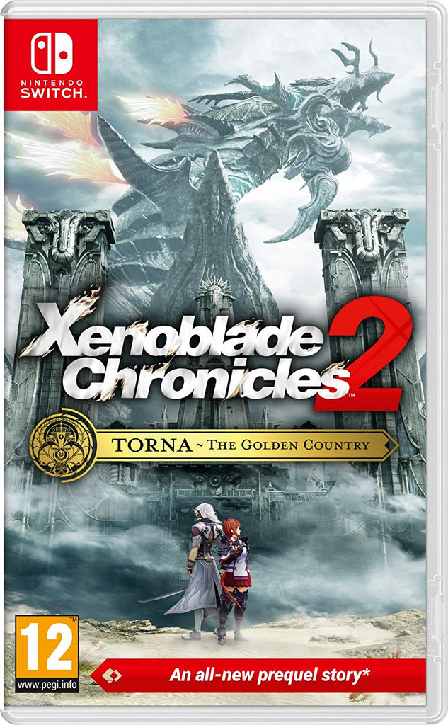 Xenoblade Chronicles 2: Torna - The Golden Country (Nintendo Switch) - Offer Games