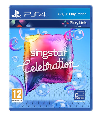 SingStar Celebration (PS4) - Offer Games