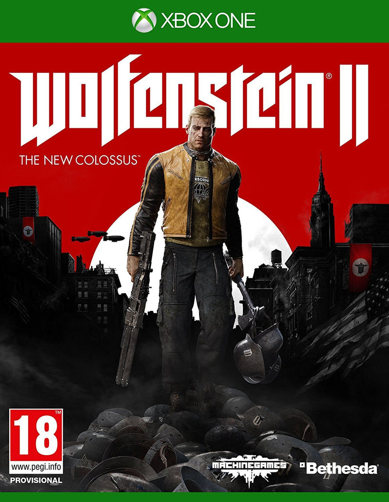 Wolfenstein 2: The New Colossus (Xbox One) - Offer Games