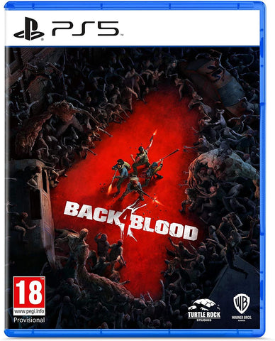 Back 4 Blood: Includes Ar Badge (PS5)