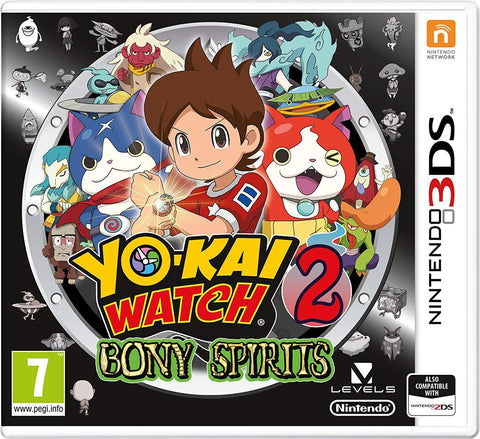 YO-KAI WATCH 2: Bony Spirits (3DS) - Offer Games