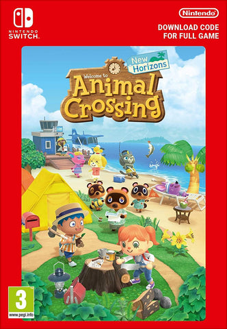 Animal Crossing: New Horizons (Nintendo Switch Download)