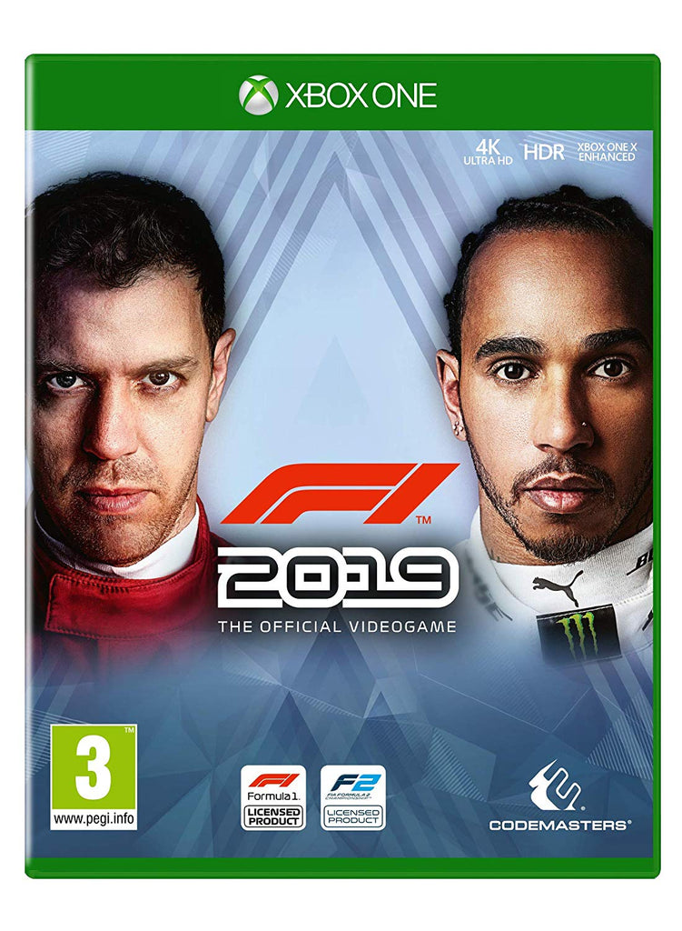 F1 2019 (Xbox One) - Offer Games
