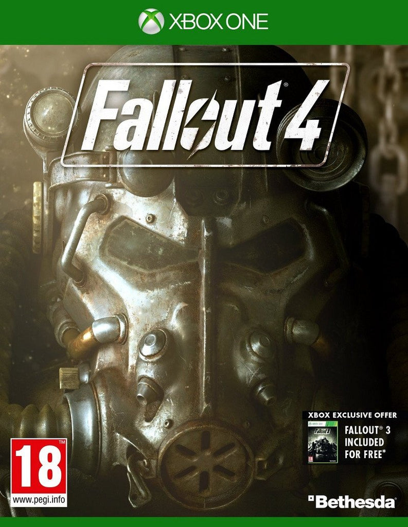 Fallout 4 (Xbox One) - Offer Games