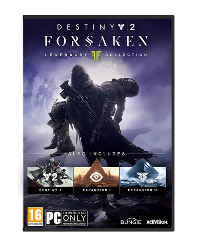Destiny 2: Forsaken - Legendary Collection (PC Download) - Offer Games