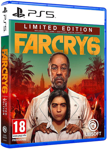 Far Cry 6 Limited Edition (PS5)