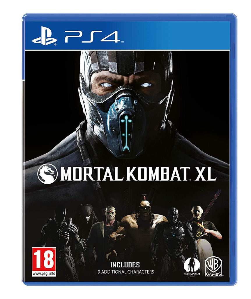 Mortal Kombat XL (PS4) - Offer Games