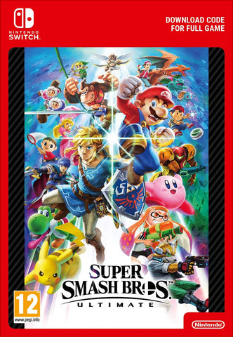 Super Smash Bros. Ultimate (Nintendo Switch Download)