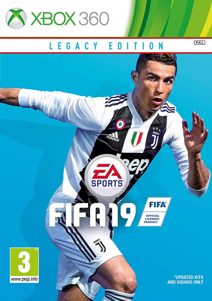 FIFA 19 Legacy Edition (Xbox 360) - Offer Games