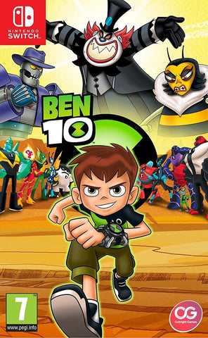 Ben 10 (Nintendo Switch) - GameIN