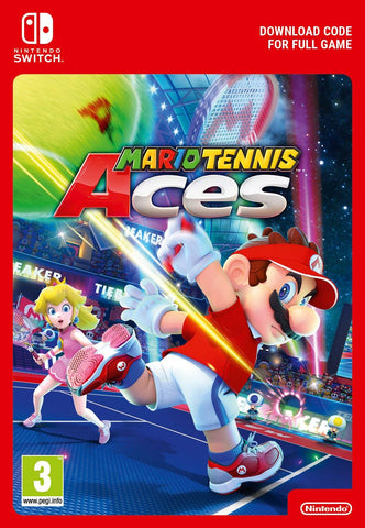Mario Tennis Aces (Nintendo Switch Download) - Offer Games