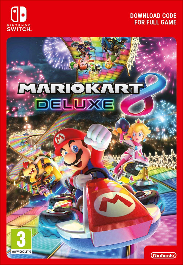 Mario Kart 8 Deluxe (Nintendo Switch Download)