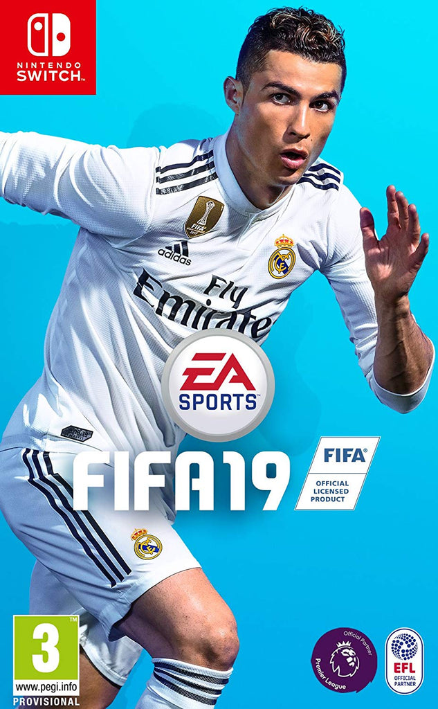 FIFA 19 (Nintendo Switch) - Offer Games