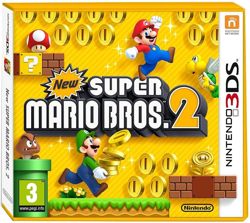 New Super Mario Bros: 2 (3DS) - Offer Games
