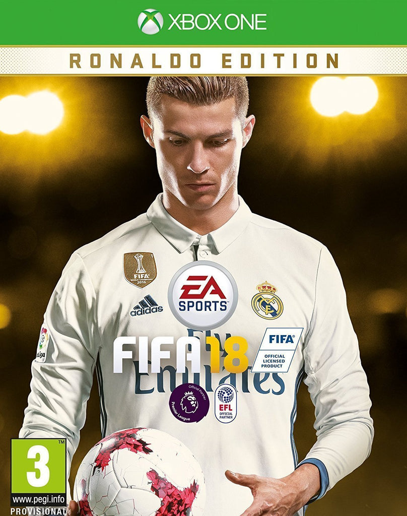 FIFA 18 Ronaldo Edition (Xbox One) - Offer Games
