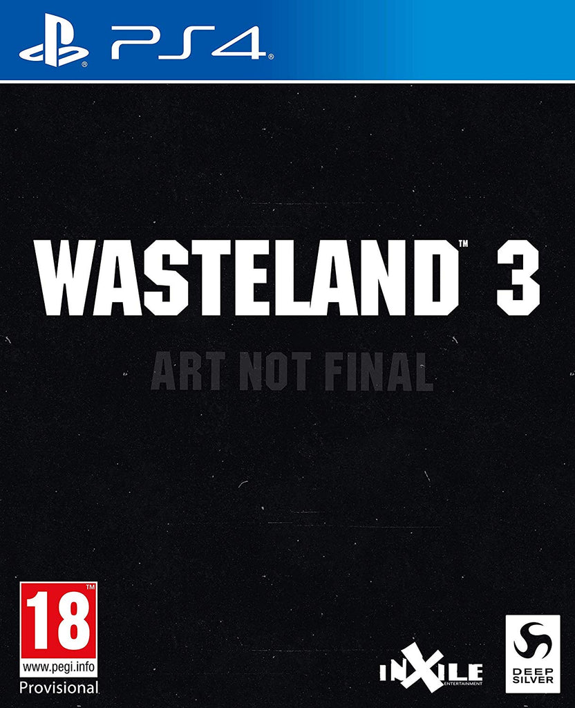 Wasteland 3 (PS4) - Offer Games