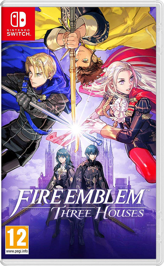Fire Emblem Three Houses (Nintendo Switch) - Offer Games