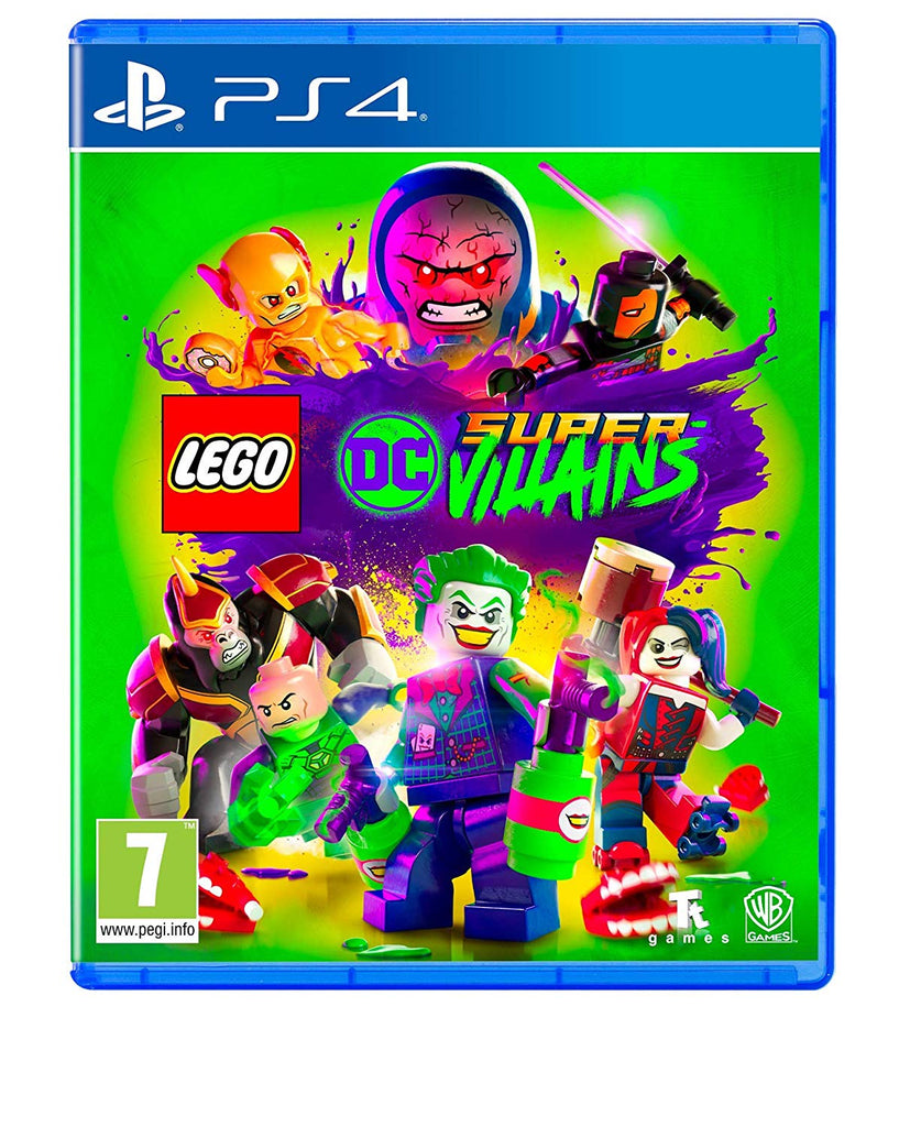 LEGO DC Super-Villains (PS4) - Offer Games