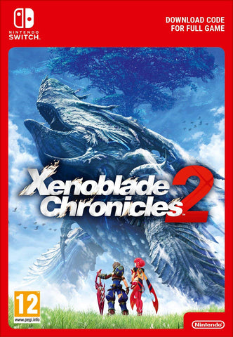 Xenoblade Chronicles 2 (Nintendo Switch Download) - Offer Games