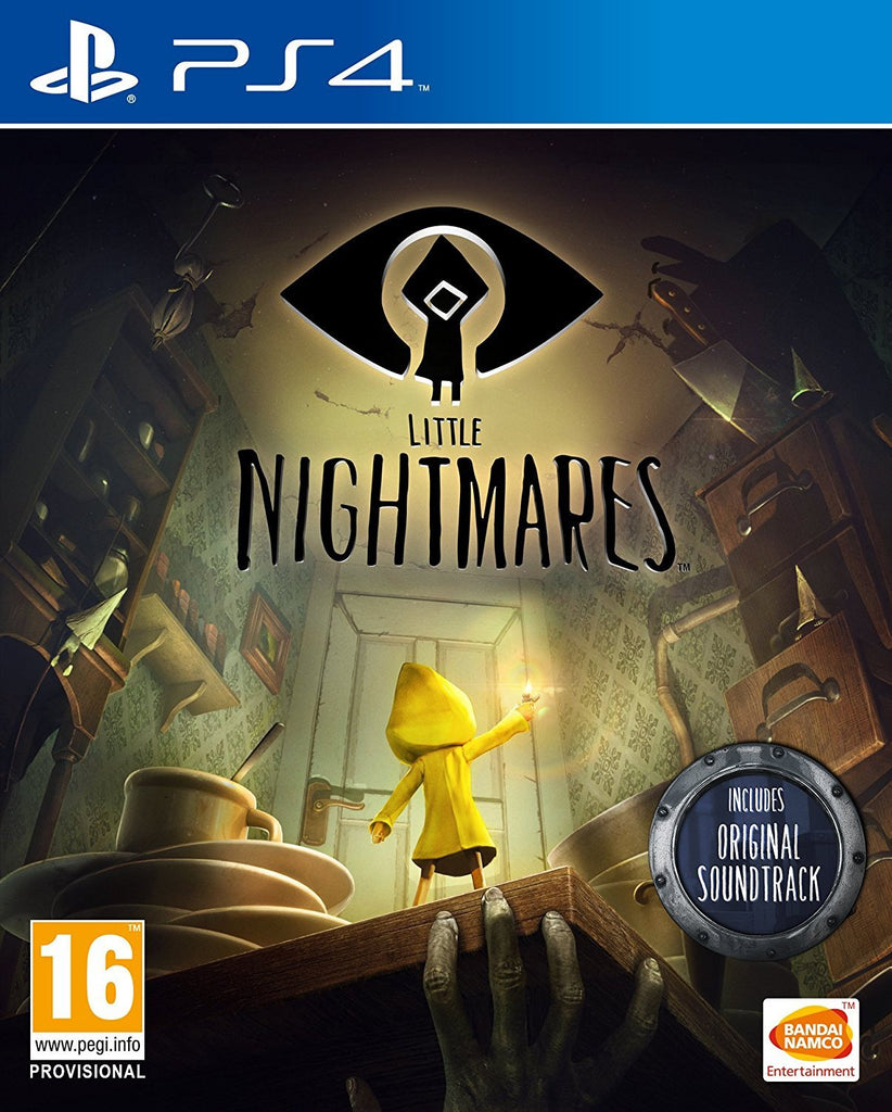 Little Nightmares (PS4) - Offer Games