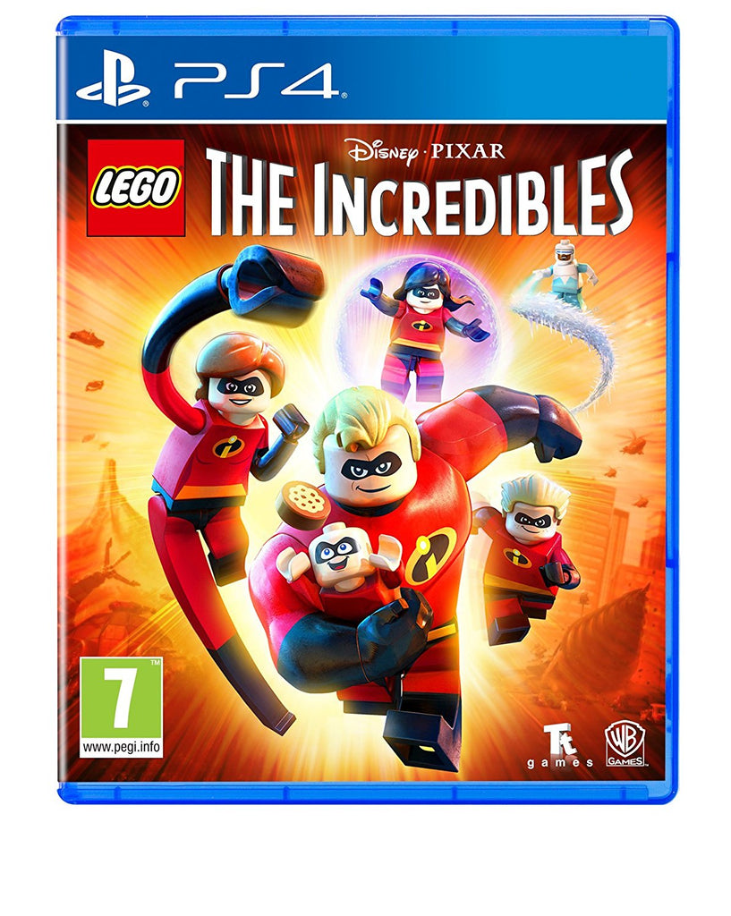 LEGO The Incredibles (PS4) - Offer Games