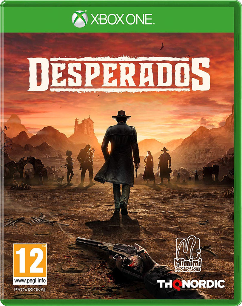 Desperados 3 (Xbox One) - Offer Games