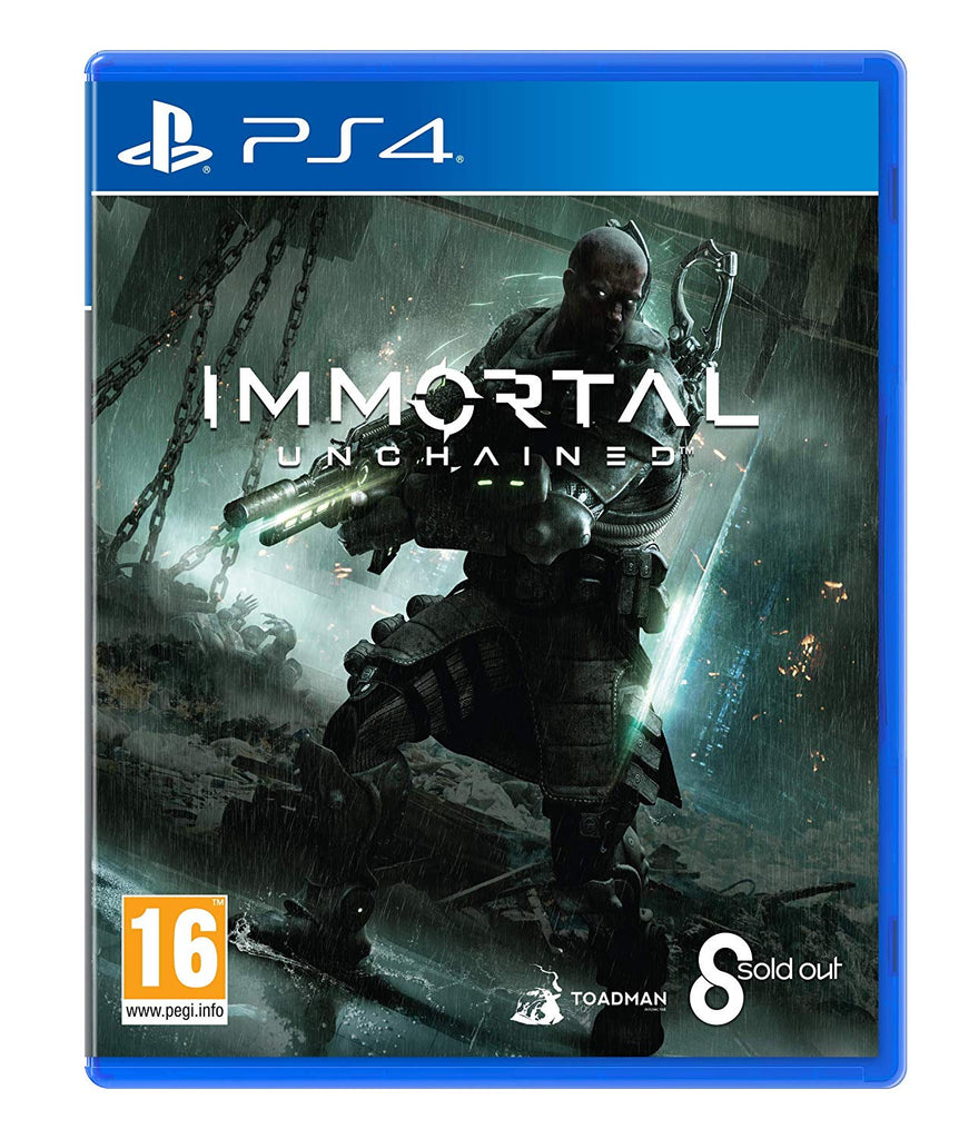 Immortal: Unchained (PS4) - Offer Games