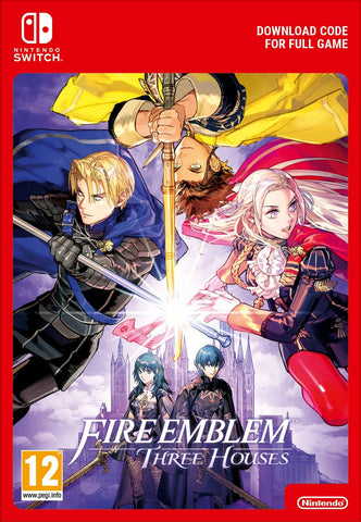 Fire Emblem: Three Houses (Nintendo Switch Download)