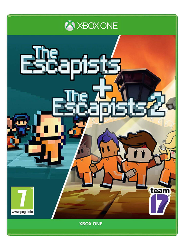 The Escapists + The Escapists 2 (Xbox One) - Offer Games