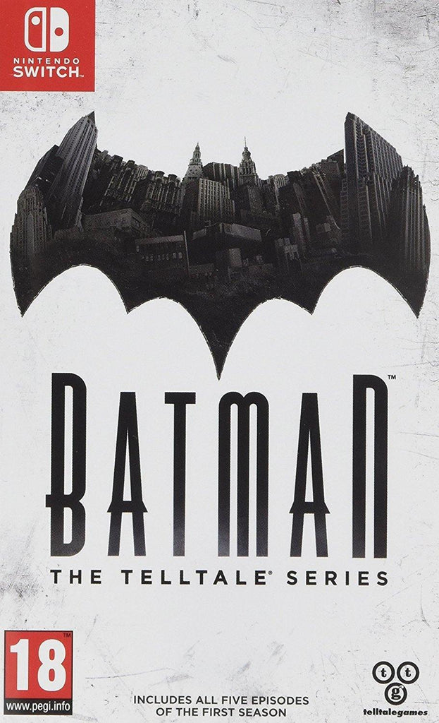 Batman: The Telltale Series (Nintendo Switch) - Offer Games