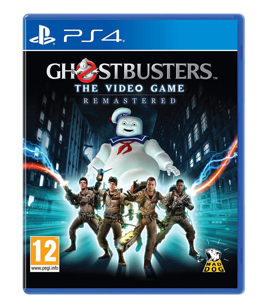 Ghostbusters: The Video Game Remastered (PS4) - Offer Games