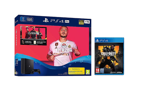 Fifa 20 PS4 Pro 1TB Bundle (PS4) - Offer Games