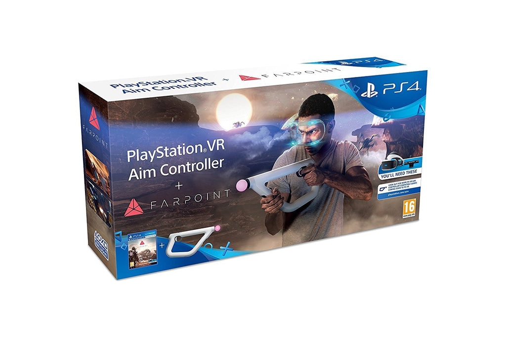 Farpoint + Sony PlayStation VR Aim Controller (PSVR) - Offer Games