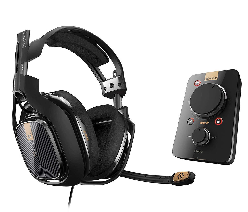 ASTRO Gaming A40 TR Wired Headset + MixAmp Pro TR Gen 3 - Offer Games
