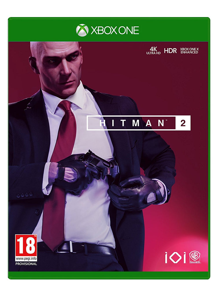 Hitman 2 (Xbox One) - Offer Games