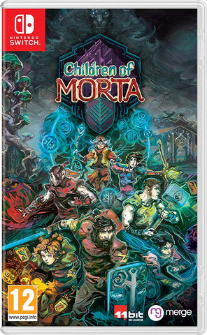 Children of Morta (Nintendo Switch) - Offer Games