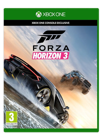 Forza Horizon 3 (Xbox One) - Offer Games