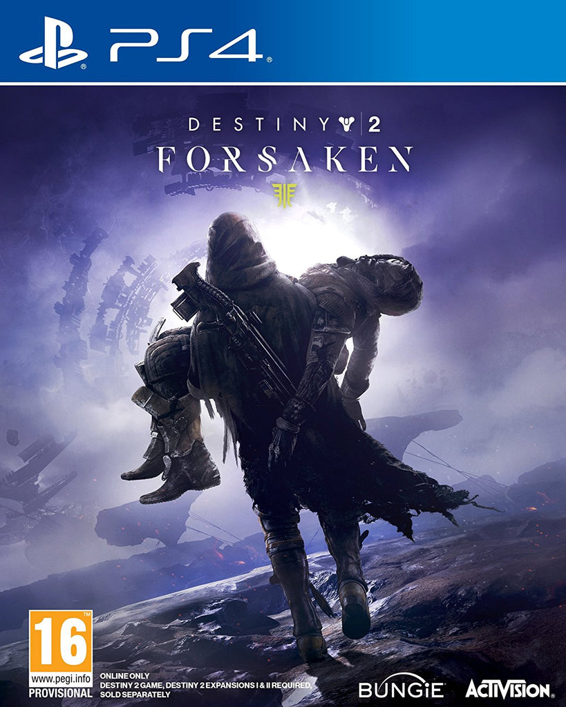 Destiny 2: Forsaken Legendary Collection (PS4) - Offer Games