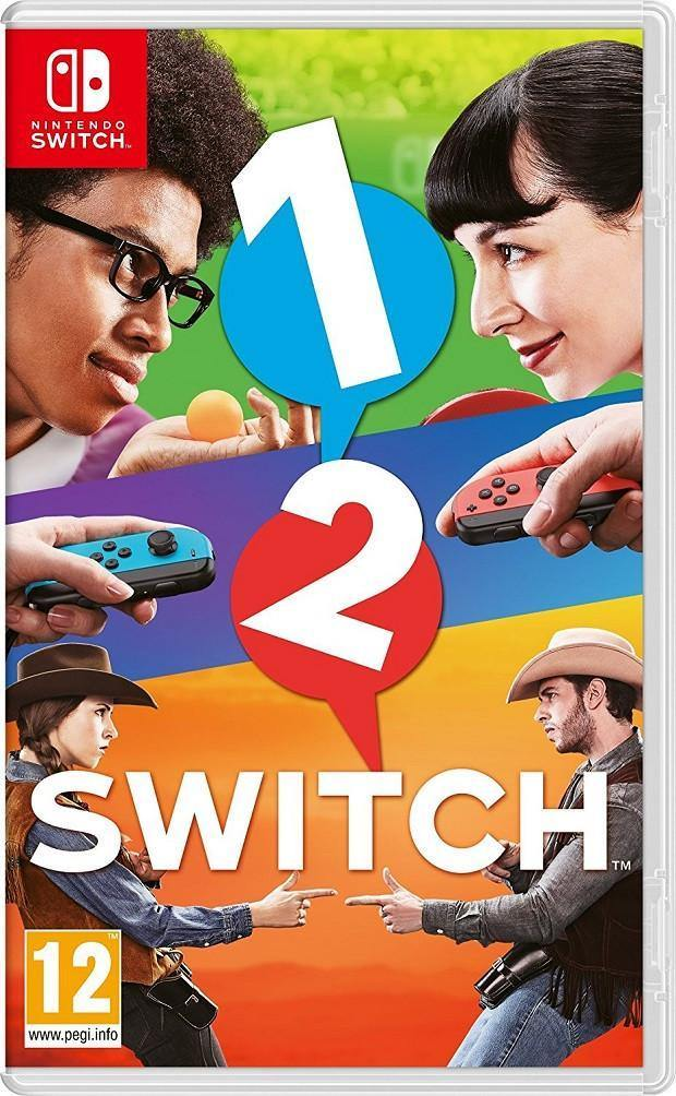 1-2-Switch (Nintendo Switch) - Offer Games