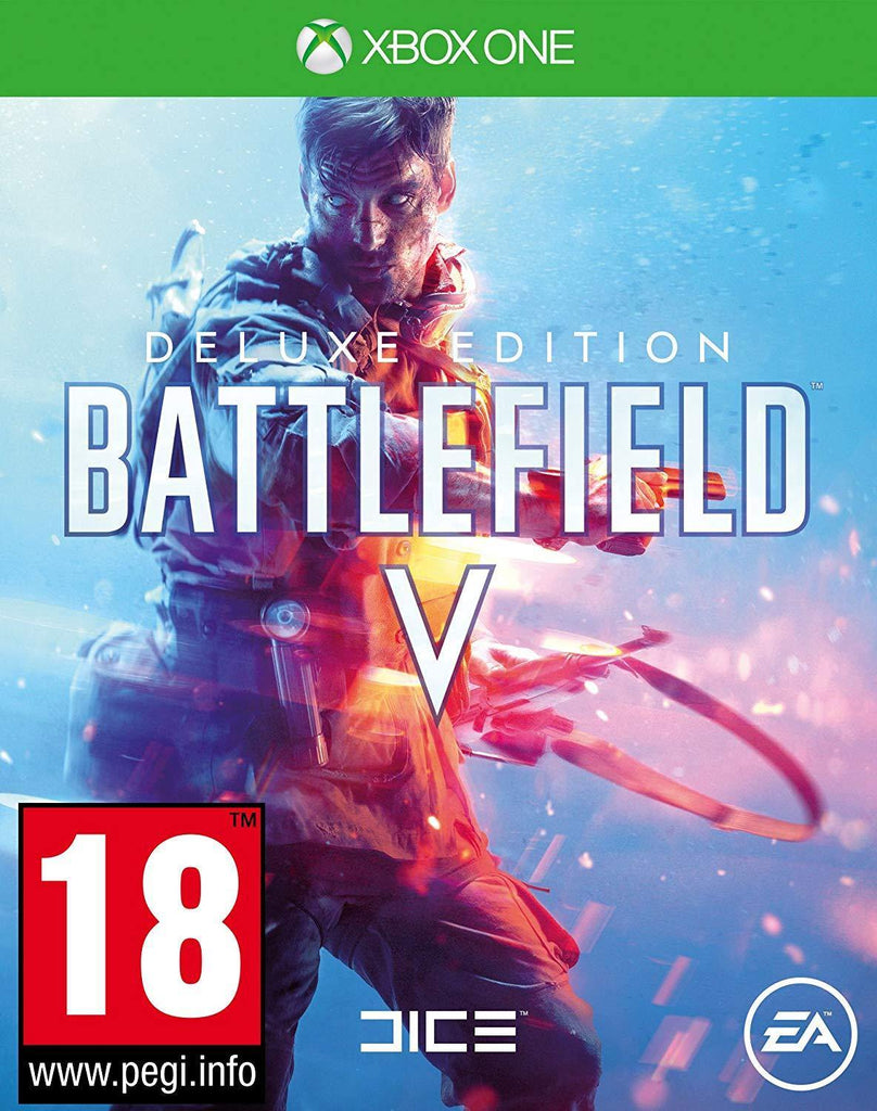 Battlefield V - Deluxe Edition (Xbox One Download Code) - Offer Games