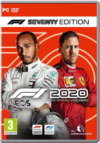 F1 2020 Seventy Edition (PC Download)