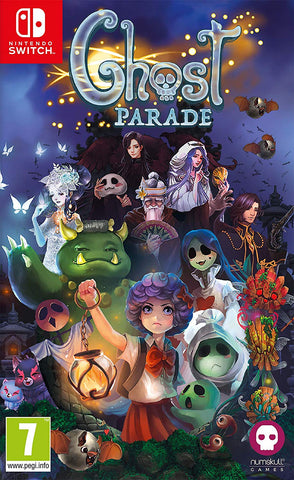 Ghost Parade (Nintendo Switch) - Offer Games